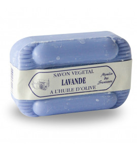 Vegetable soap Lavender 250gr