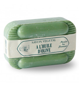Vegetable soap Olive