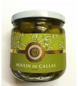 Green olives Bouteillan 200gr