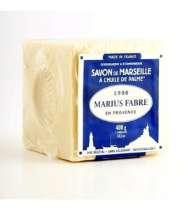 Marseille soap Cube for laundry 400gr