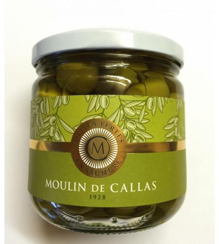 Olives vertes Picholine 200gr