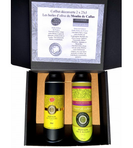 "Discovery box ""Terres du Var"" 2 x 25cl"