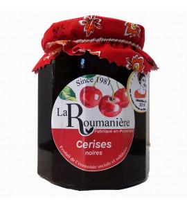 Black cherry jam 335gr