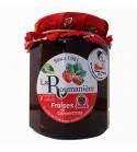 Strawberries jam 335gr