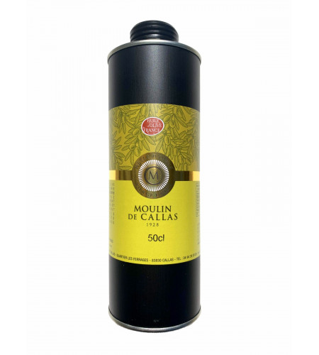 50 cl tin, olive oil from...