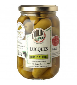 Green olives Lucques 200gr