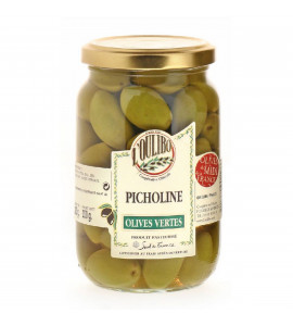 Green olives Picholine 200gr