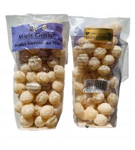 Honey filled balls 250gr
