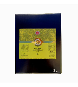 Bag-in-Box 3 litres huile d'olive de France