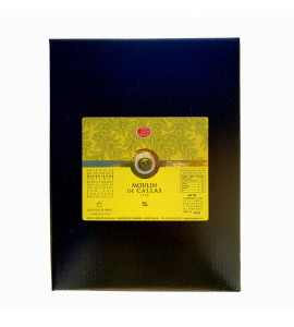 Bag-in-Box 5 litres huile d'olive de France