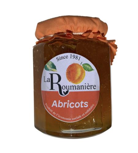 Apricot jam 335gr