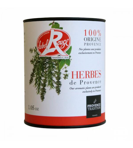 Herbes de Provence Label...